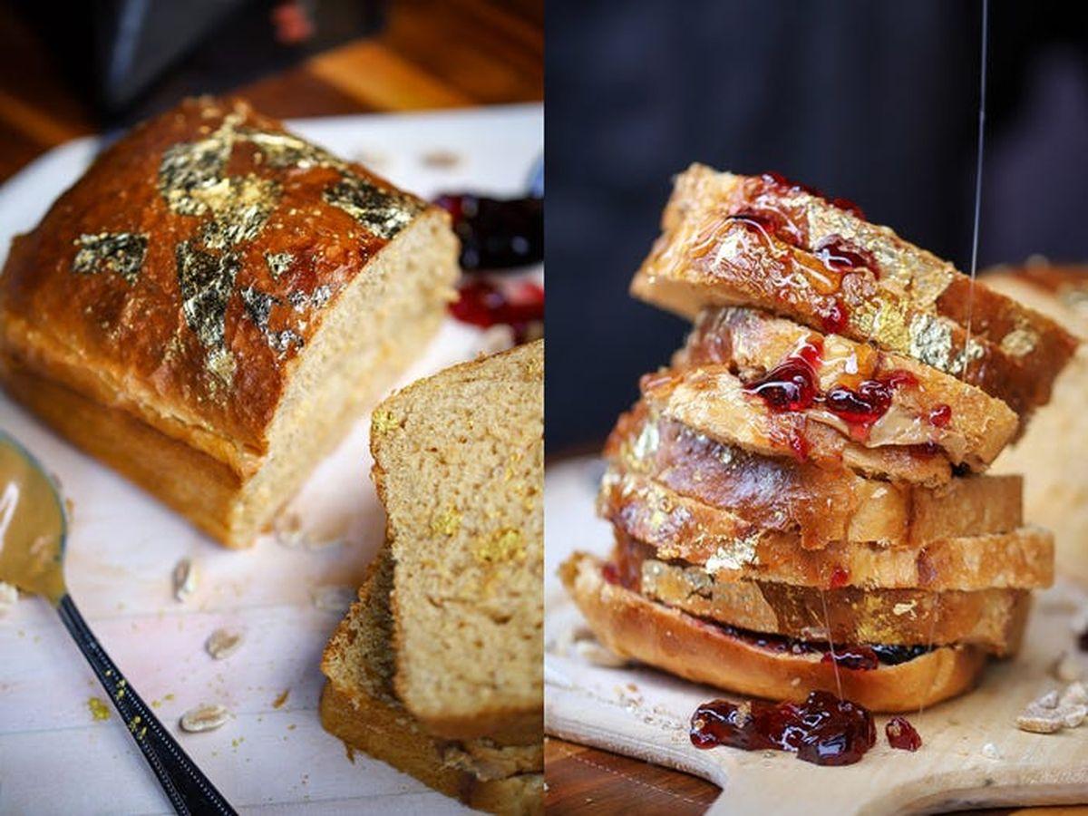 Un pain avec de la confiture et du beurre est l'un des petit-déjeuners les plus simples et les moins chers qui existent. Sauf si vous devenez complètement con en proposant un sandwich à 350 dollars.